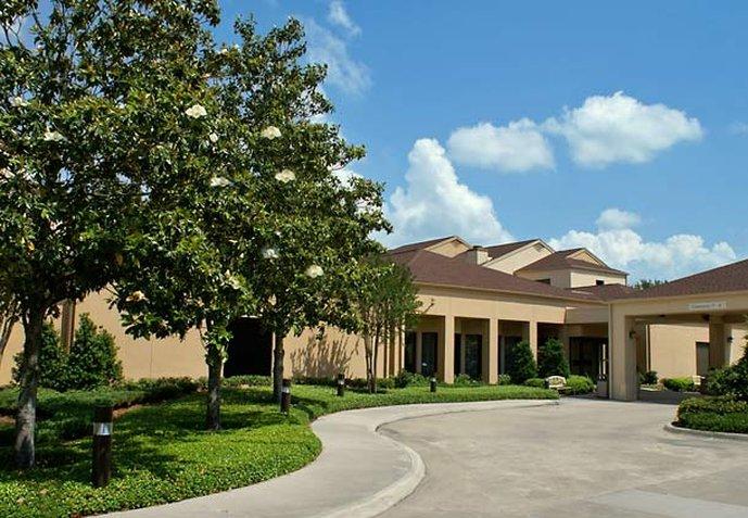 Courtyard Baton Rouge Acadian Center Außenansicht