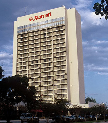 Marriott Baton Rouge Außenansicht