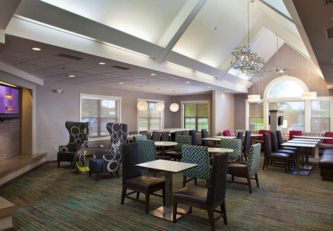 Residence Inn Baton Rouge Siegen Lane - Lobby Area