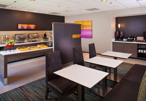 Residence Inn Baton Rouge Siegen Lane - Breakfast Buffet
