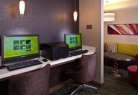 Residence Inn Baton Rouge Siegen Lane - Business Center