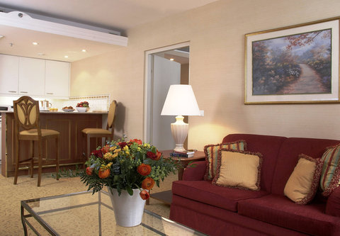 Millennium Court, Budapest - Marriott Executive Apartments - Two-Bedroom Apartment