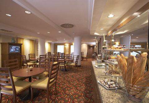 Millennium Court, Budapest - Marriott Executive Apartments - Breakfast Room