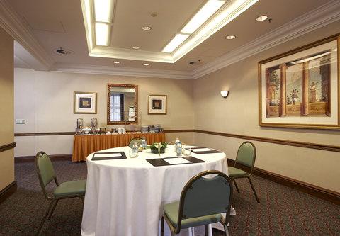 Millennium Court, Budapest - Marriott Executive Apartments - V ci Meeting Room