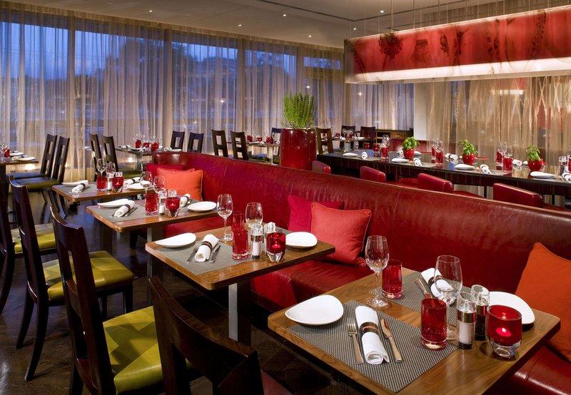 Marriott Budapest Hotel Gastronomi