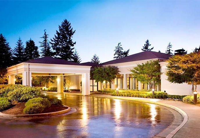 Courtyard Seattle Bellevue/Redmond Set udefra
