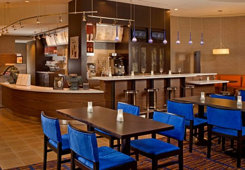 Courtyard By Marriott Downtown Baltimore Hotel - The Bistro