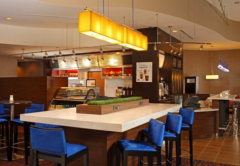 Courtyard By Marriott Downtown Baltimore Hotel - Communal Table