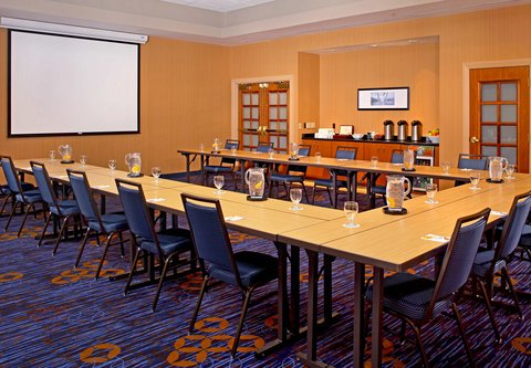 Courtyard By Marriott Downtown Baltimore Hotel - Meeting Room A