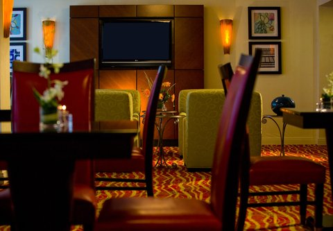 Baltimore Marriott Inner Harbor at Camden Yards - Concierge Lounge