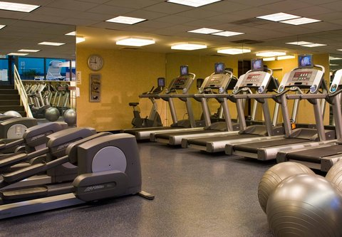 Baltimore Marriott Inner Harbor at Camden Yards - Fitness Center