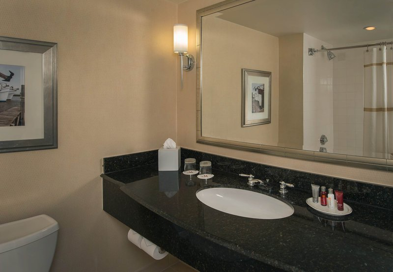 Marriott Baltimore Waterfront Hotel 客室