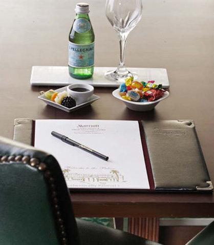 فندق ماريوت القاهرة و كازينو عمر الخيام - Business Center