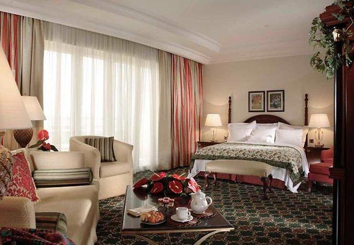 JW Marriott Hotel Cairo Chambre