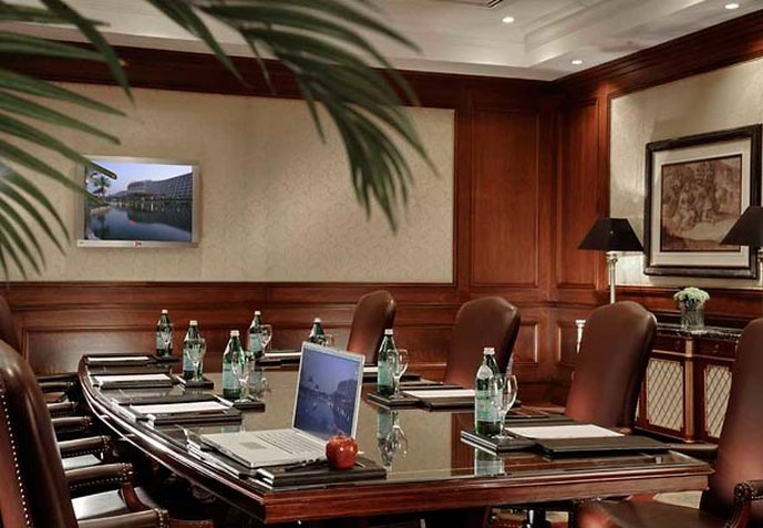 JW Marriott Hotel Cairo Salle de conférence