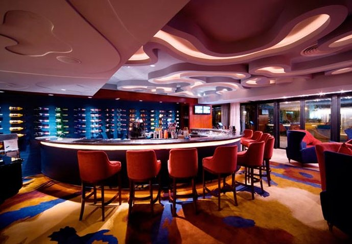 Marriott China Hotel Bar/lounge