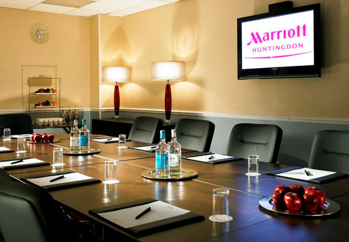 Marriott Huntingdon Tagungsraum