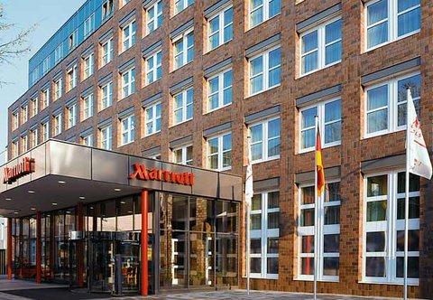 Cologne Marriott Hotel - Exterior