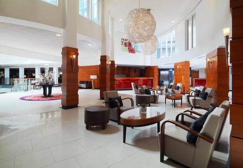 Cologne Marriott Hotel - Lobby
