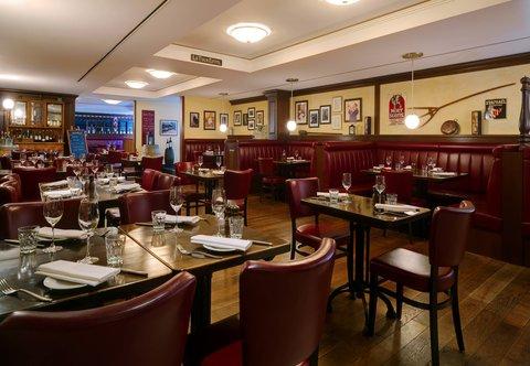 Cologne Marriott Hotel - Brasserie FOU