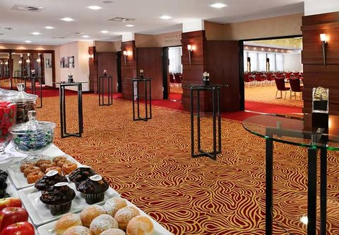 Cologne Marriott Hotel - Banquet Foyer