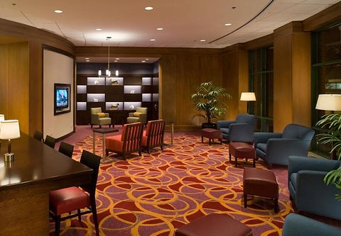 Chicago Marriott at Medical District/UIC - Lobby
