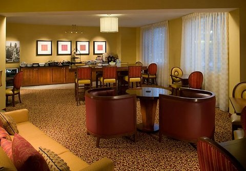 Chicago Marriott at Medical District/UIC - Concierge Lounge