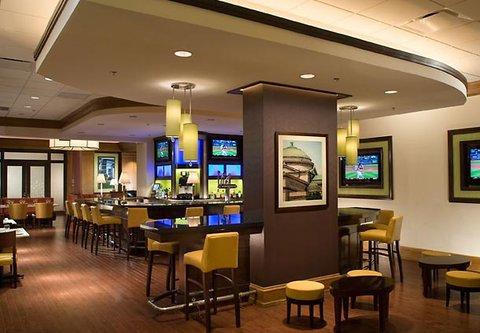 Chicago Marriott at Medical District/UIC - Rooks Corner Lounge