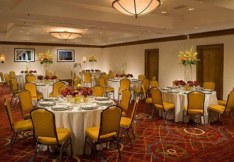 Chicago Marriott at Medical District/UIC - Wedding Banquet