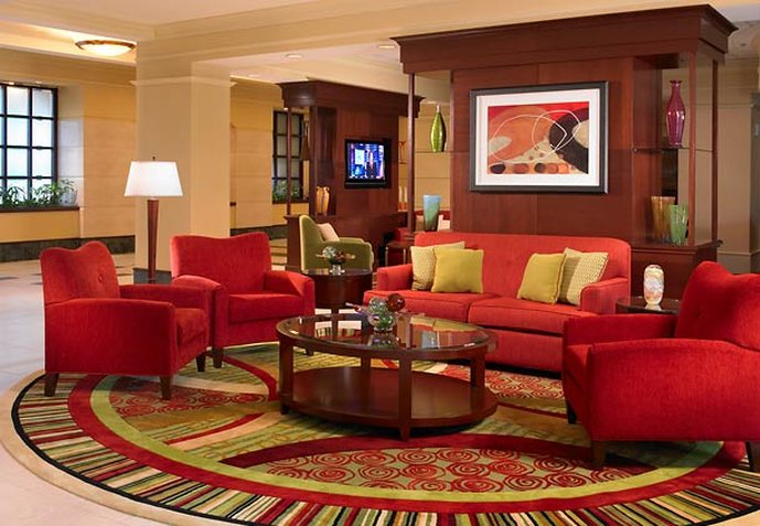Marriott Suites Chicago Deerfield Pokoj