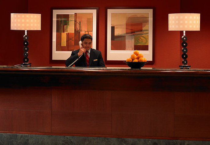 Marriott Suites Chicago Deerfield Hala