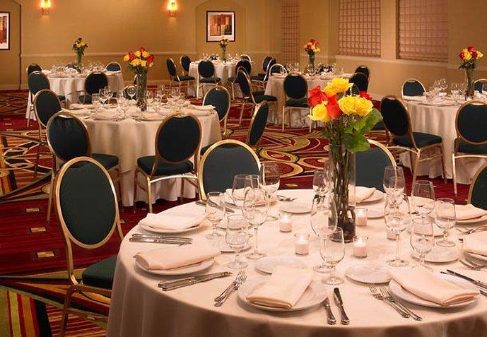Marriott Suites Chicago Deerfield BallRoom