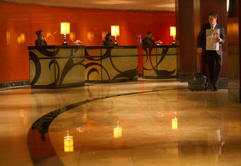 Chicago Marriott Dtwn Magnificent Mile - Lobby