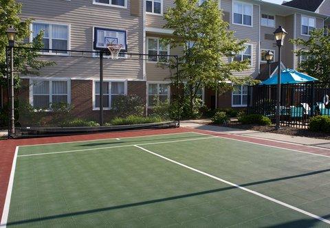 Residence Inn Chicago Waukegan/Gurnee - Sport Court