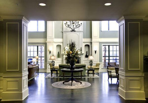 Lobby - Courtyard by Marriott Hotel Mt Pleasant