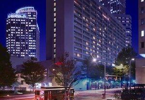 Exterior view - Marriott City Center Hotel Charlotte