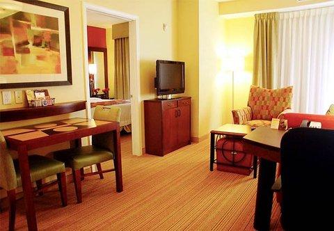 Residence Inn Bryan College Station - One-Bedroom Suite