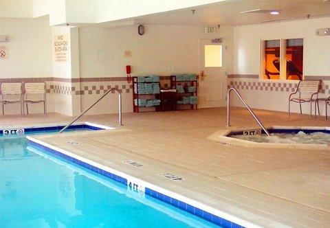 Residence Inn Bryan College Station - Indoor Pool