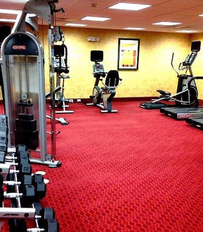 Residence Inn Bryan College Station - Fitness Center