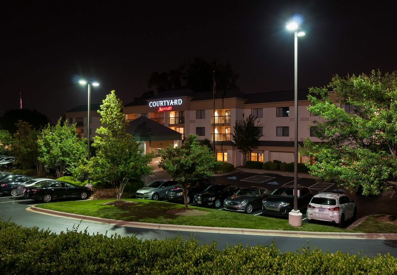COURTYARD LAKE NORMAN MARRIOTT