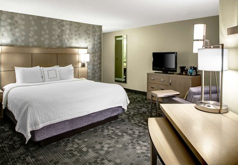 Courtyard By Marriott Columbus Downtown Hotel - King Guest Room