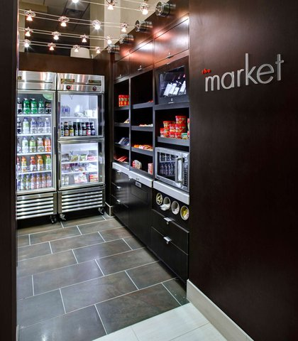 Courtyard By Marriott Columbus Downtown Hotel - The Market