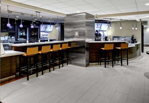Courtyard By Marriott Columbus Downtown Hotel - The Bistro