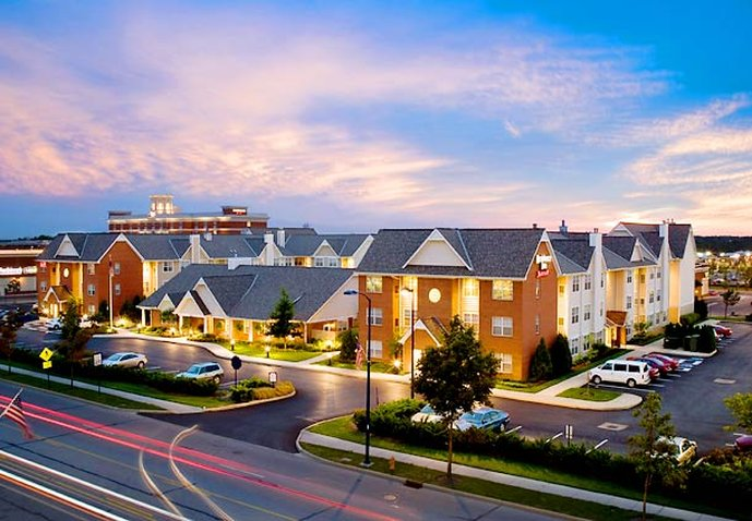 Residence Inn-Easton