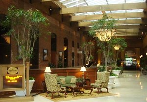 Lobby - Marriott Hotel Columbus