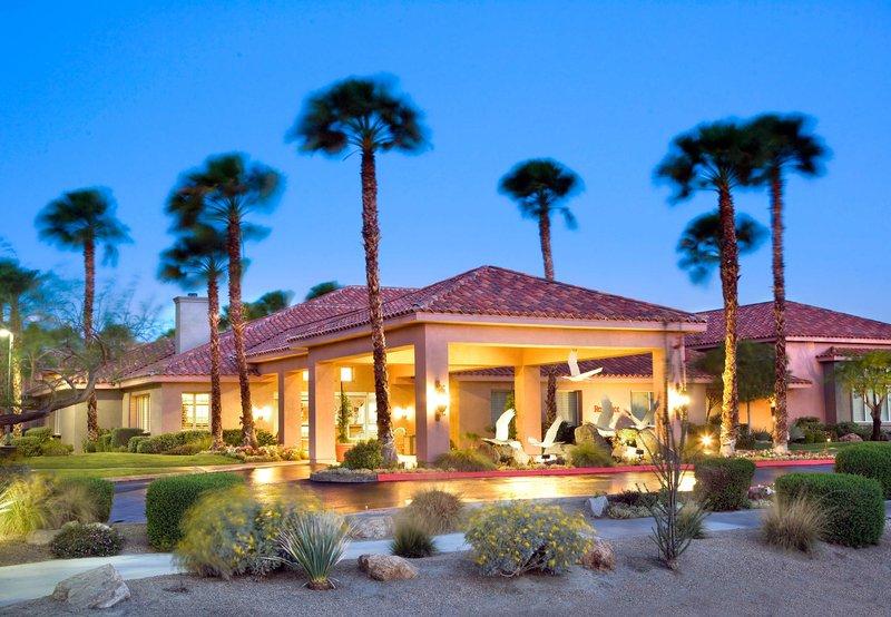 Residence Inn Palm Desert Set udefra