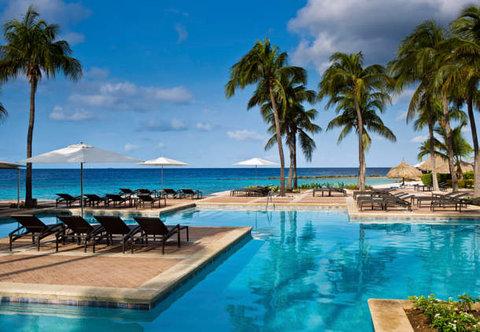 Curacao Marriott Beach Resort & Emerald Casino - Outdoor Pool