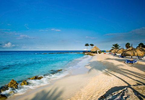 Curacao Marriott Beach Resort & Emerald Casino - Private Beach
