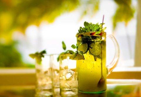 Curacao Marriott Beach Resort & Emerald Casino - Frozen Mojito