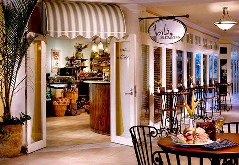 Curacao Marriott Beach Resort & Emerald Casino - Voila Delicatessen   Caf